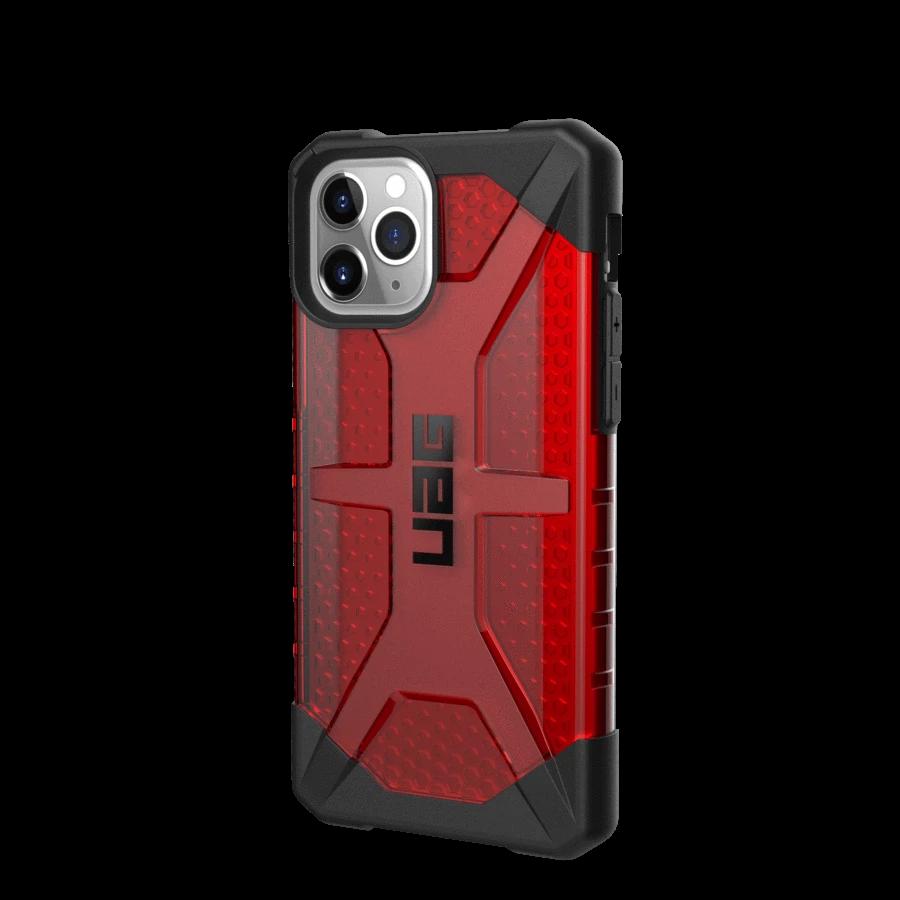 Чехол UAG Plasma Magma для iPhone 11 Pro Max