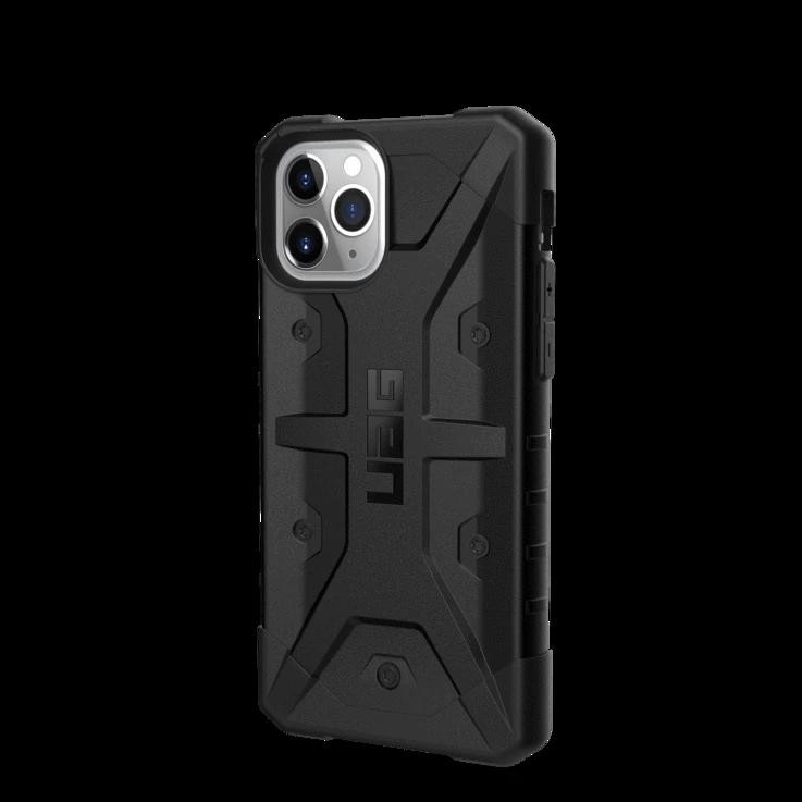 Купить Противоударный чехол UAG Pathfinder Black для iPhone 11 Pro