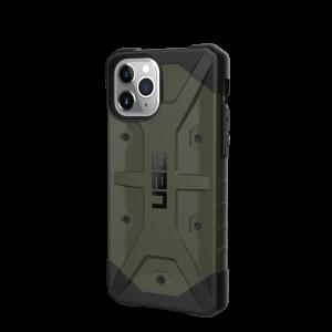 Купить Противоударный чехол UAG Pathfinder Olive Drop для iPhone 11 Pro