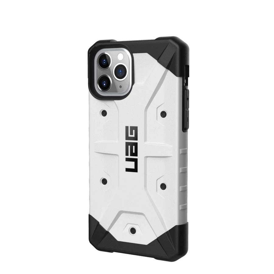 Противоударный чехол UAG Pathfinder White для iPhone 11 Pro Max