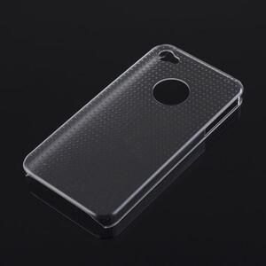 Купить Прозрачный пластиковый чехол Dotted для iPhone 4/4S