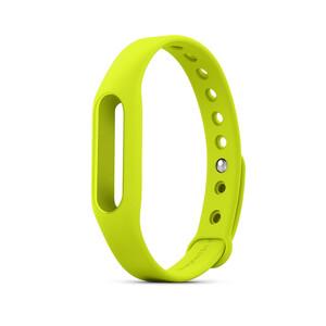 Купить Салатовый ремешок для фитнес-браслета Xiaomi Mi Band Pulse 1S