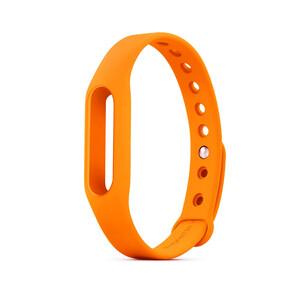 Купить Оранжевый ремешок для фитнес-браслета Xiaomi Mi Band Pulse 1S
