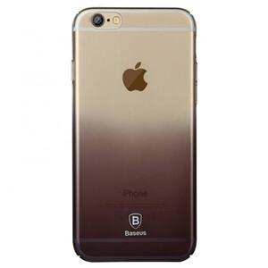 Купить Ультратонкий чехол Baseus Gradient Case Black для iPhone 6/6s