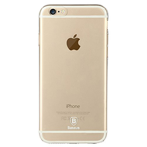 Ультратонкий чехол Baseus Gradient Case Clear для iPhone 6/6s