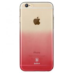 Купить Ультратонкий чехол Baseus Gradient Case Pink для iPhone 6/6s