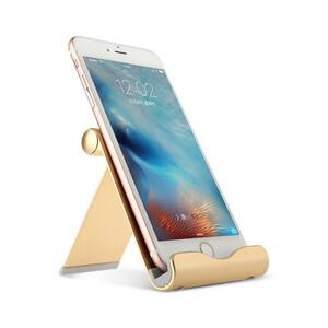 Купить Регулируемая подставка Baseus Joyous Series Gold для iPhone/iPad