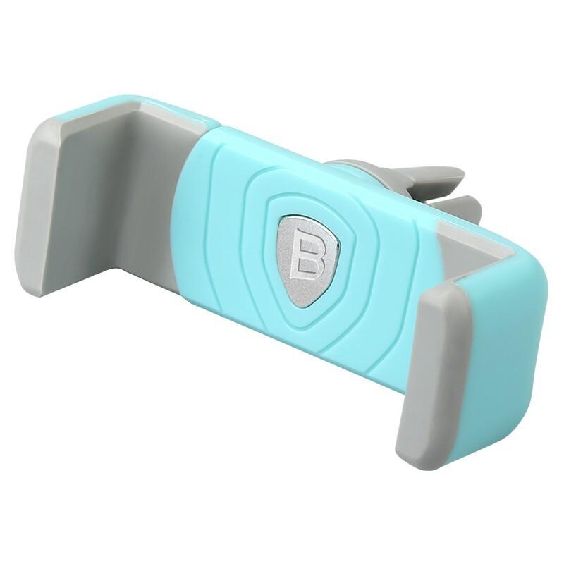 Регулируемый автодержатель Baseus Mini Shield Plus Голубой