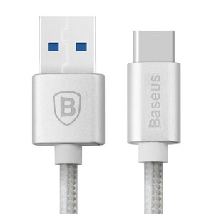 Купить Кабель Baseus USB 3.1 Type C to USB 3.0 Sharp Series Silver