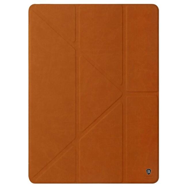 "Кожаный чехол Baseus Terse Series Brown для iPad Pro 12.9"""