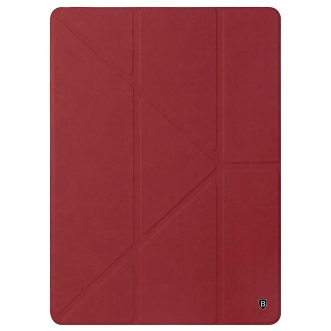 "Кожаный чехол Baseus Terse Series Rose Red для iPad Pro 12.9"""