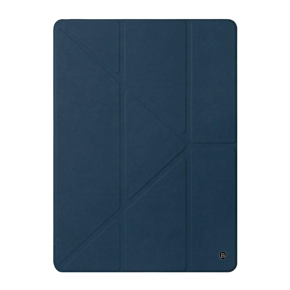 """Кожаный чехол-подставка Baseus Terse Series Blue для iPad Pro 9.7"""""""
