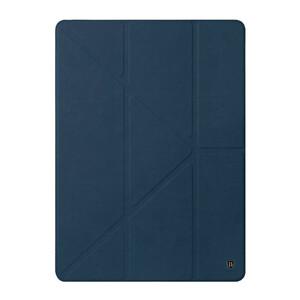 """Купить Кожаный чехол-подставка Baseus Terse Series Blue для iPad Pro 9.7"""""""
