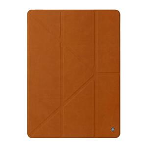 """Купить Кожаный чехол-подставка Baseus Terse Series Brown для iPad Pro 9.7"""""""