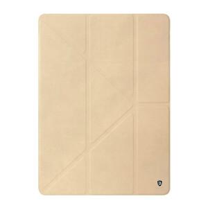 """Купить Кожаный чехол-подставка Baseus Terse Series Khaki для iPad Pro 9.7"""""""