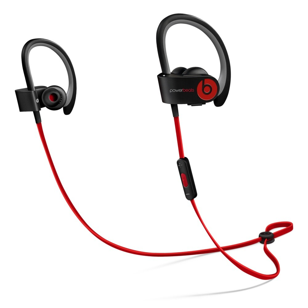 Наушники Beats Powerbeats2 Wireless In-Ear Black
