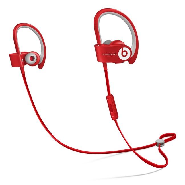 Наушники Beats Powerbeats2 Wireless In-Ear Red