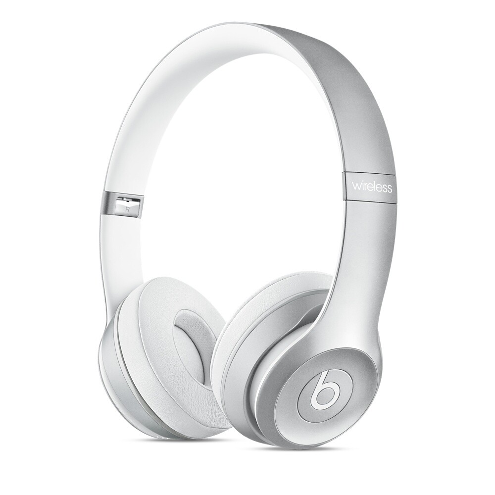 Наушники Beats Solo2 Wireless On-Ear Silver