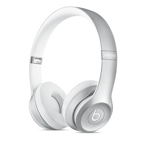 Купить Наушники Beats Solo2 Wireless On-Ear Silver