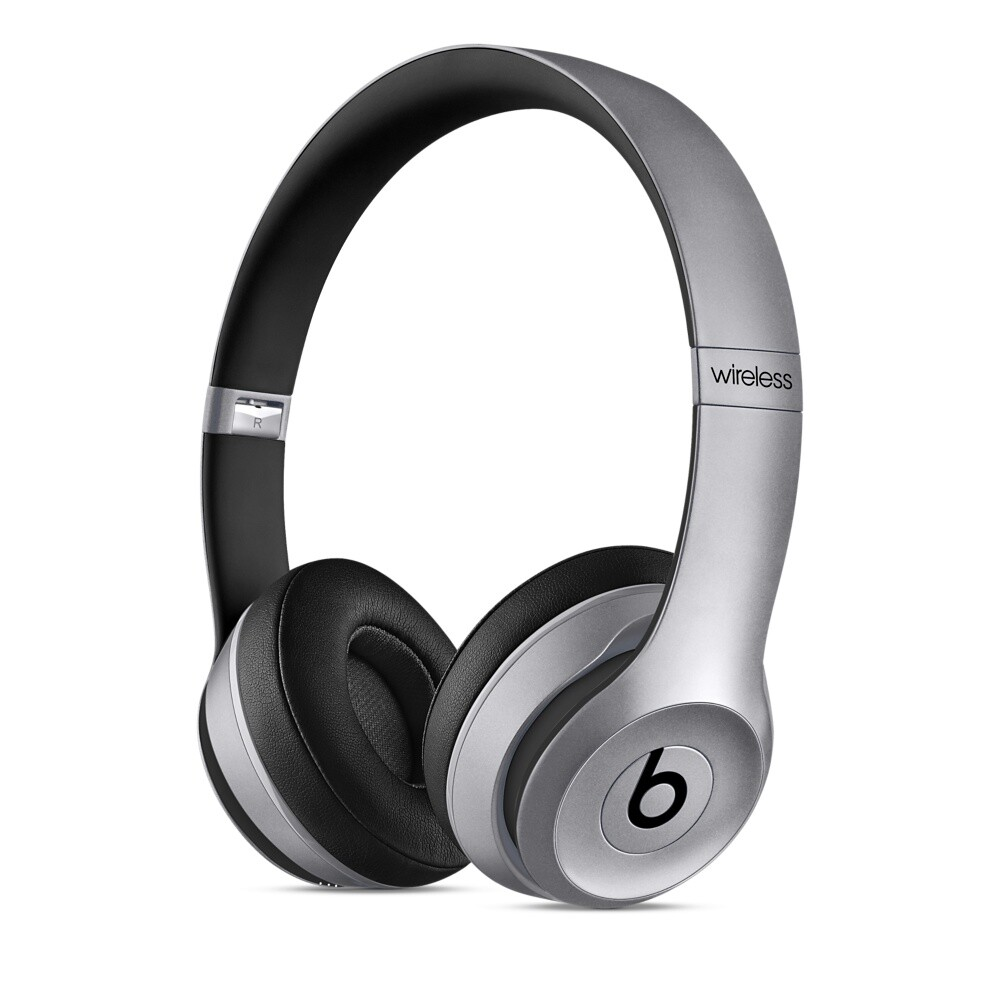 Наушники Beats Solo2 Wireless On-Ear Space Gray