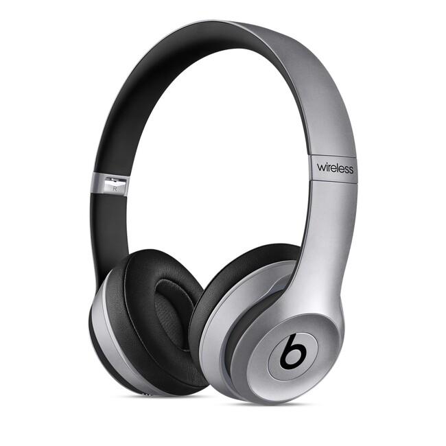 Наушники Beats Solo2 Wireless On-Ear Space Gray