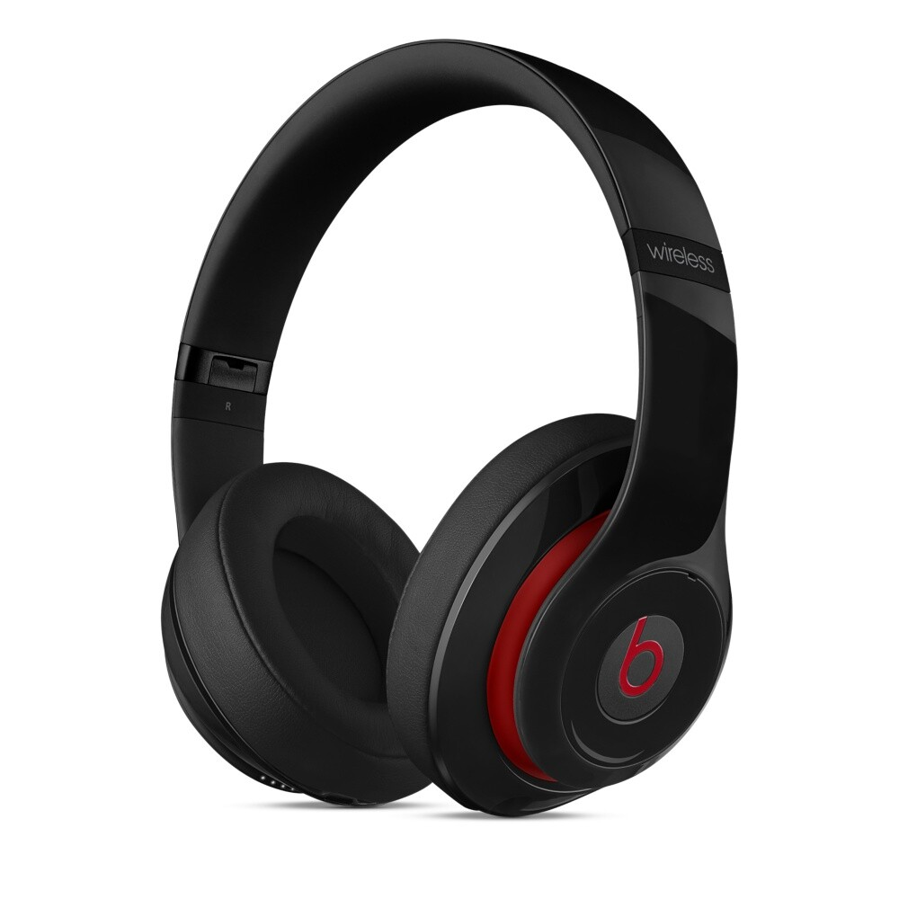 Наушники Beats Studio2 Wireless Over-Ear Black