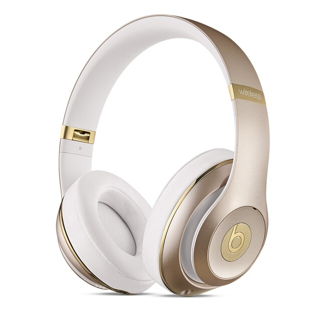 Наушники Beats Studio2 Wireless Over-Ear Gold