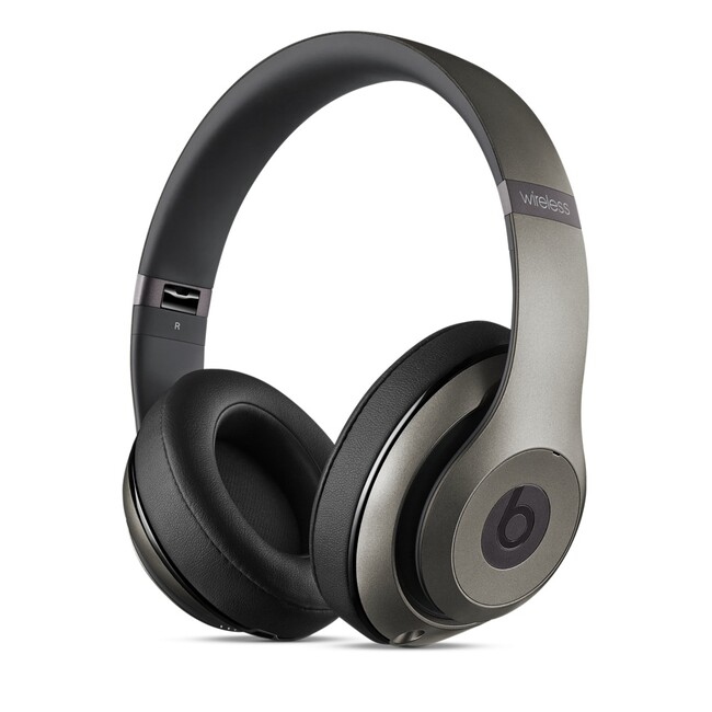 Наушники Beats Studio2 Wireless Over-Ear Titanium