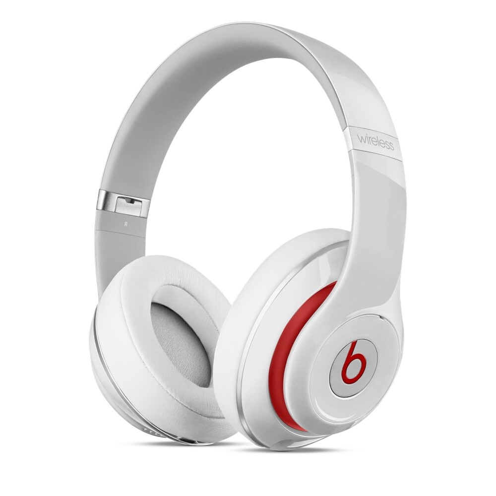 Наушники Beats Studio2 Wireless Over-Ear White
