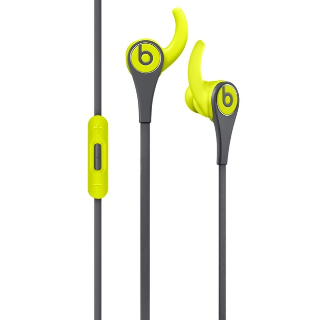 Наушники Beats Tour2 In-Ear Yellow
