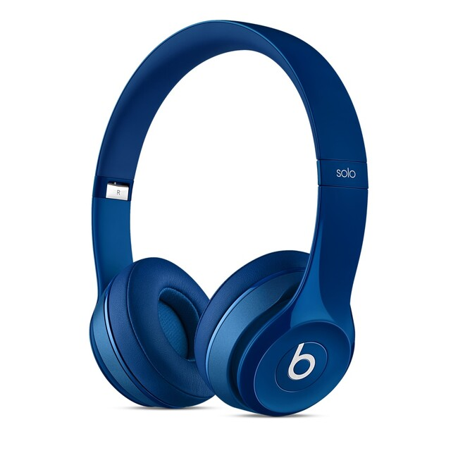 Наушники Beats by Dr. Dre Solo2 On-Ear Blue