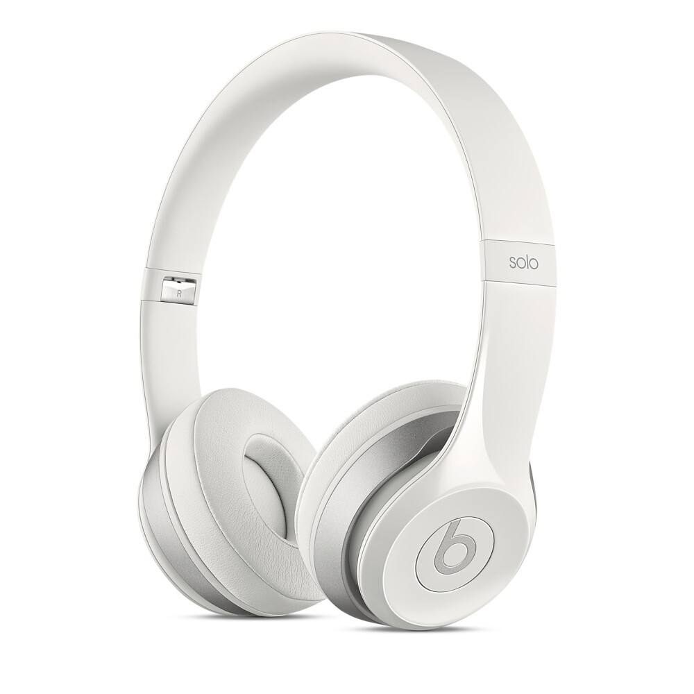 Наушники Beats by Dr. Dre Solo2 On-Ear White