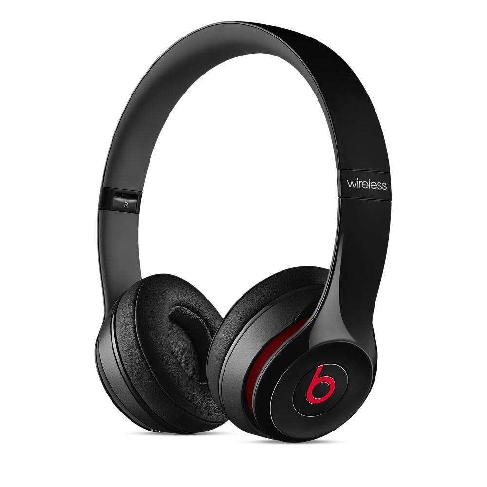 Купить Наушники Beats by Dr. Dre Solo2 Wireless Gloss Black