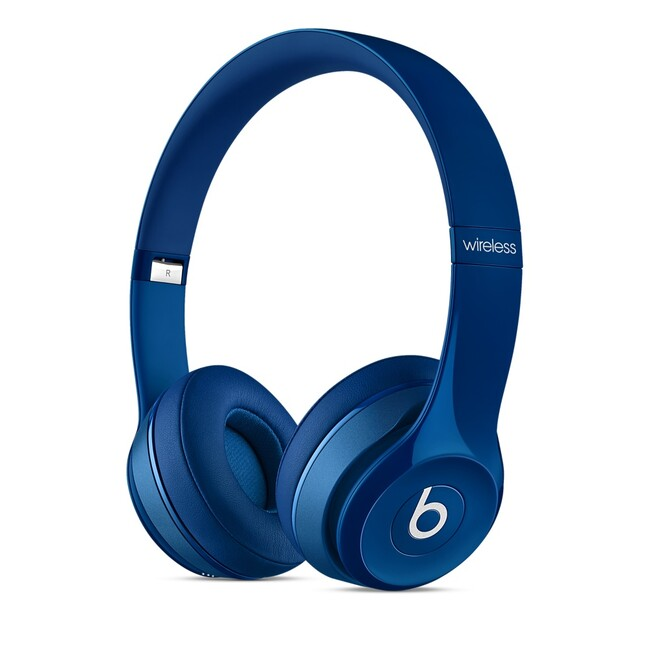 Наушники Beats by Dr. Dre Solo2 Wireless Blue