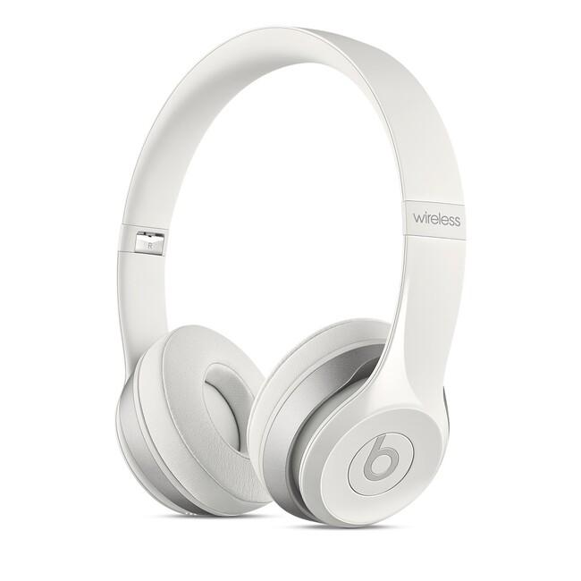 Наушники Beats by Dr. Dre Solo2 Wireless White
