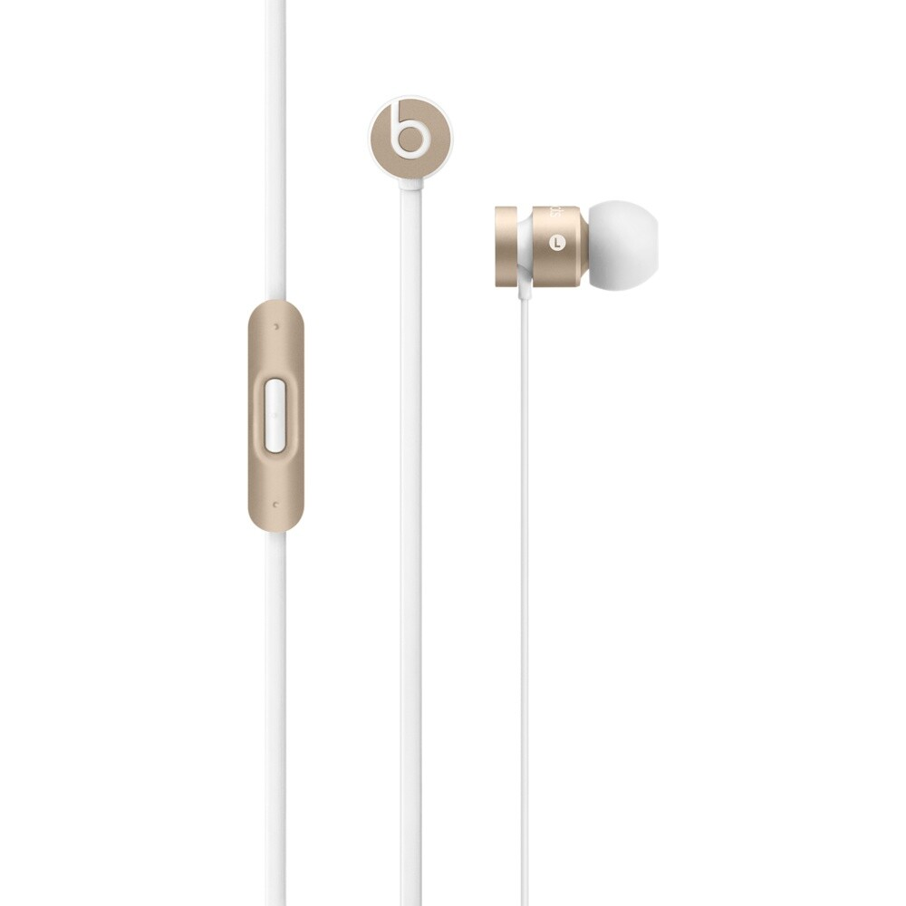 Наушники Beats urBeats In-Ear Gold