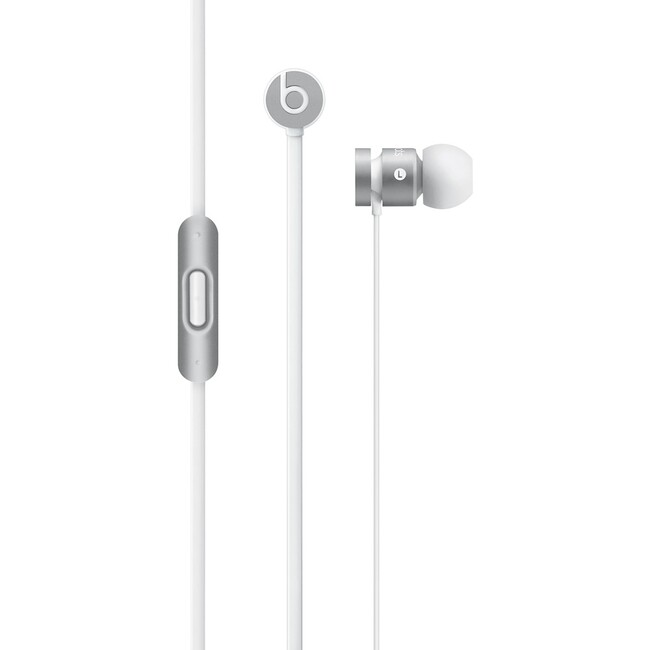 Наушники Beats urBeats In-Ear Silver