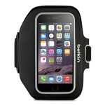 Спортивный чехол Belkin Sport-Fit Plus Armband Blacktop для iPhone 6 Plus/6s Plus/7 Plus/8 Plus/X