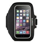 Спортивный чехол Belkin Sport-Fit Plus Armband Blacktop для iPhone 6 Plus/6s Plus/7 Plus/8 Plus/X