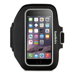 Спортивный чехол Belkin Sport-Fit Plus Armband Blacktop для iPhone 6 Plus