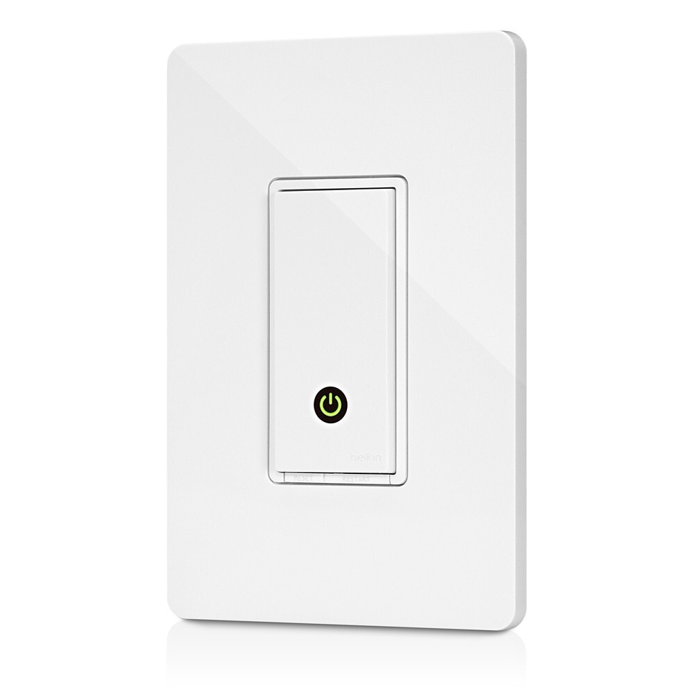 Выключатель Belkin WeMo Light Switch