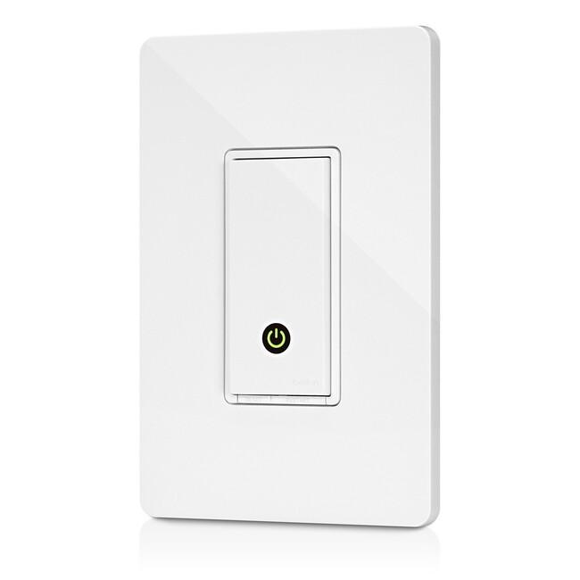 Выключатель Belkin WeMo Light Switch