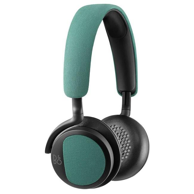 Наушники Bang & Olufsen BeoPlay H2 Feldspar Green