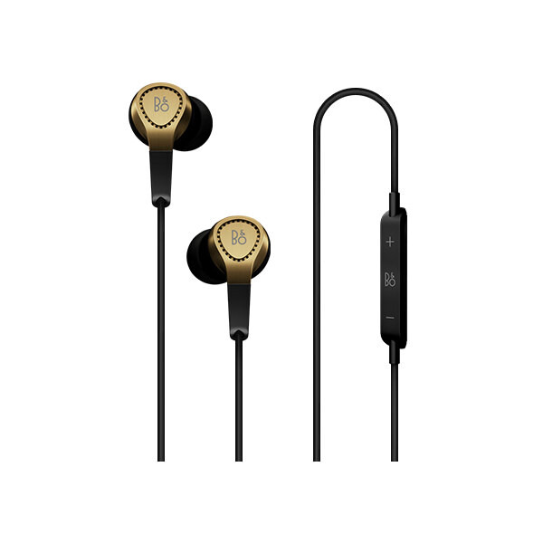 Наушники Bang & Olufsen BeoPlay H3 Gold