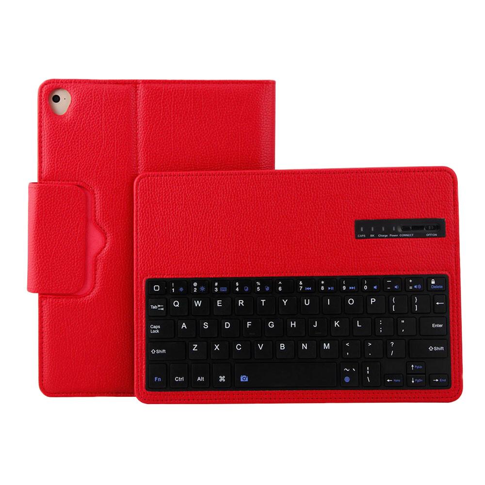 """Чехол с клавиатурой Bluetooth Red для iPad Pro 9.7"""""""