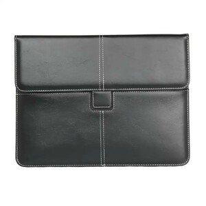 """Купить Кожаный чехол-сумка Ce-Village Black для iPad Pro 9.7""""/Air 2/Air/9.7"""" (2017)"""