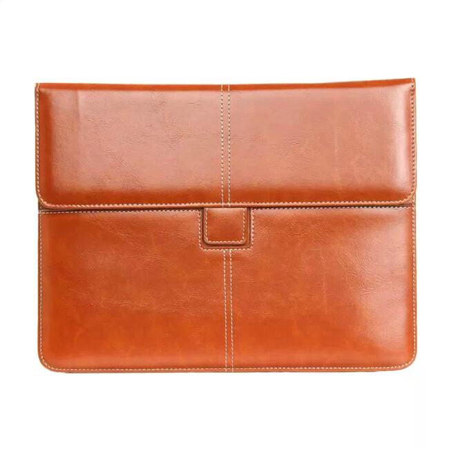 "Кожаный чехол-сумка Ce-Village Brown для iPad Pro 9.7""/Air 2/Air"