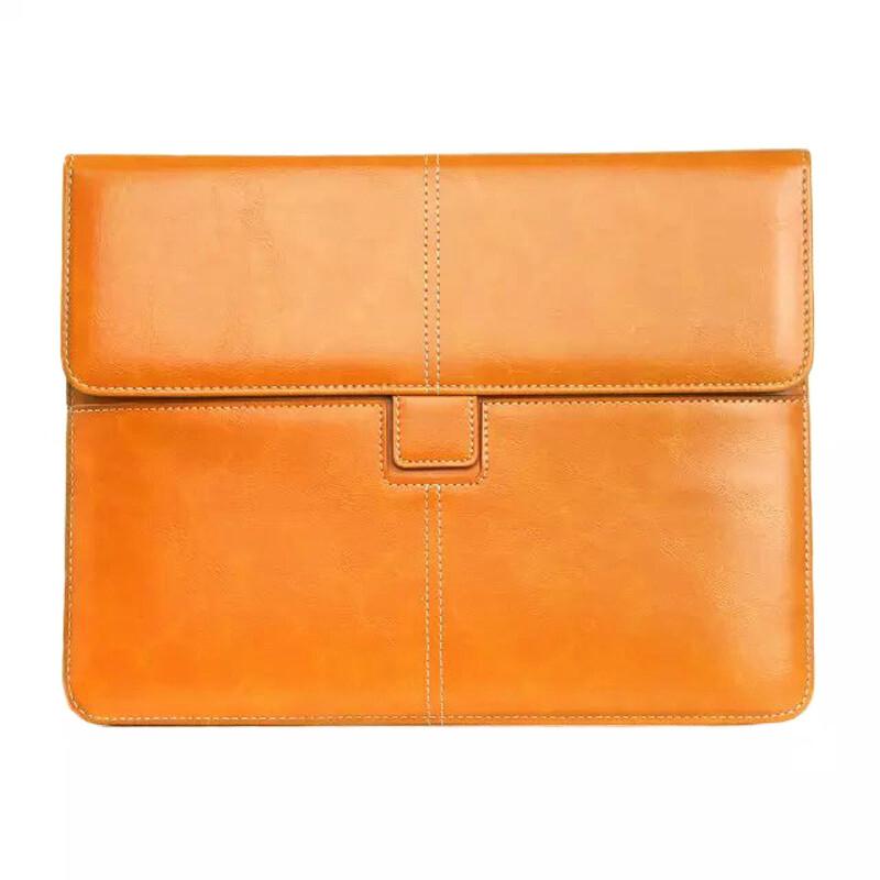 "Кожаный чехол-сумка Ce-Village Khaki для iPad Pro 9.7""/Air 2/Air/9.7"" (2017)"