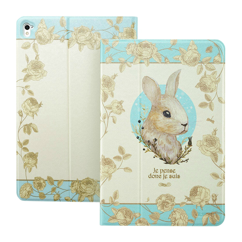 Чехол ESR Animal Prints Miss Alice Bunny для iPad Pro 9.7""