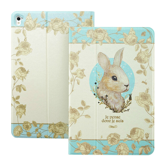 """Чехол ESR Animal Prints Miss Alice Bunny для iPad Pro 9.7"""""""